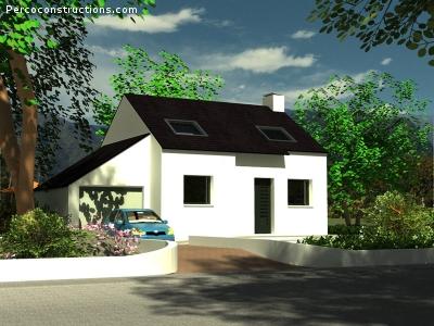 Maison Cléder Traditionnelle 4 chambres 168 988 €