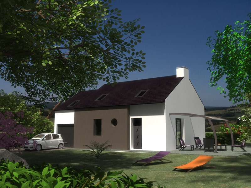 Maison Morlaix 5 chambres - 164 660 €