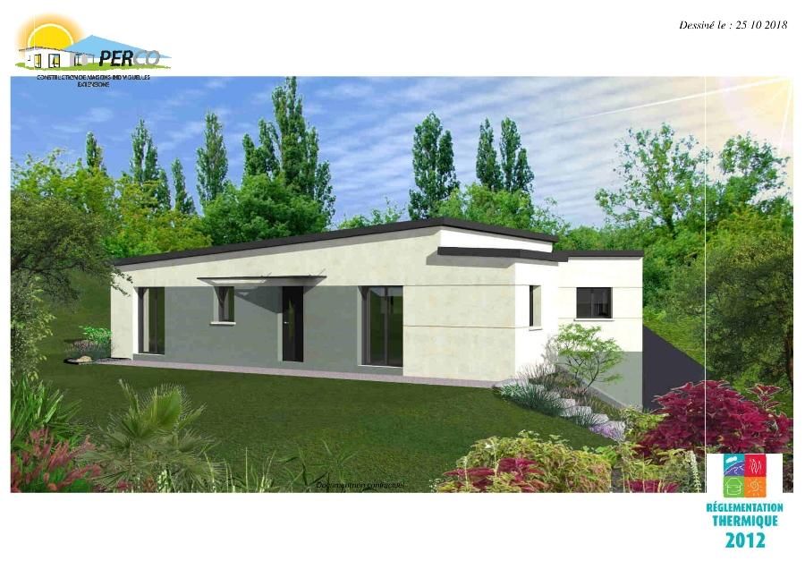 A BREST, Vallon de stang-Alar sur 939 m²