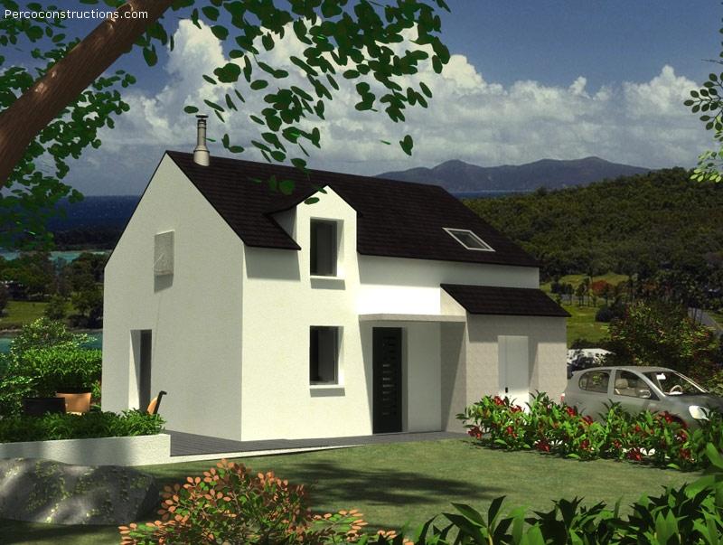 Maison PLOUGASTEL-DAOULAS 3 chambres - 183 541 €