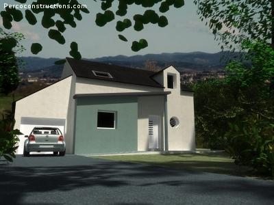 Maison PLOUGASTEL-DAOULAS - Spécial investisseurs - 202 668€