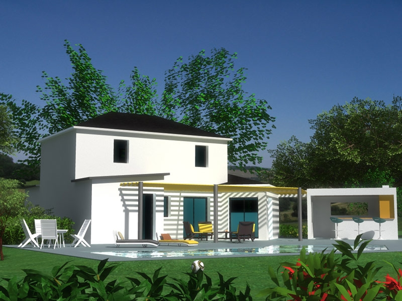 Maison Ploudaniel haut de gamme à 229 397 €