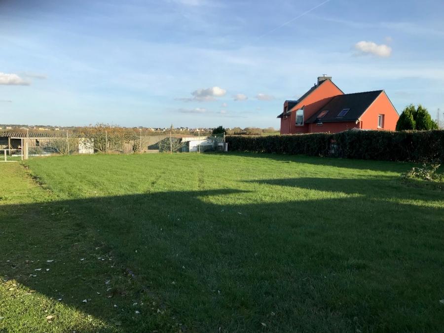 A Ploudalmezeau terrain de 860 m² - 91 750 €