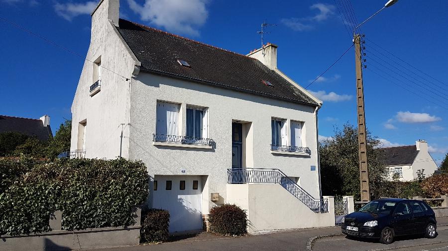 Belle maison de 90 m² à Coataudon 3ch.