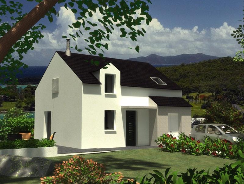 Maison Cléden-Poher spécial investisseurs - 140 007 €