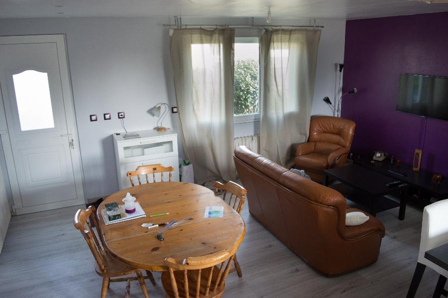 Maison 4 chambres à Cléder - 96 000€