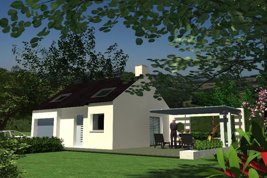 Maison Guilers 3 chambres à 205 600 €