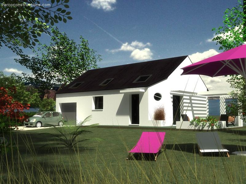Maison PLOUGASTEL DAOULAS pour investissement - 239364€