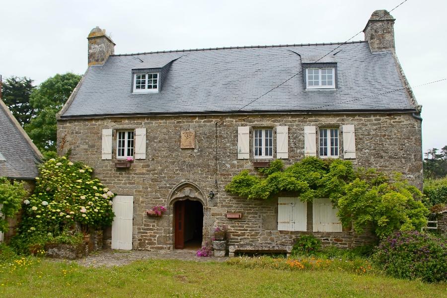Manoir 130 m² au Conquet sur terrain de 8000 m²