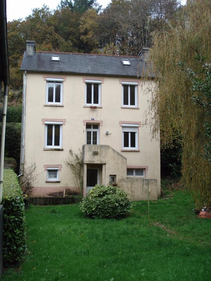 PONT DE BUIS LES QUIMERCH - Maison 120m², 4 chambres