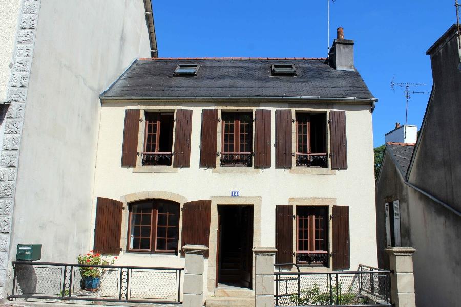 PONT DE BUIS LES QUIMERCH - Maison T4 à 55 000 €