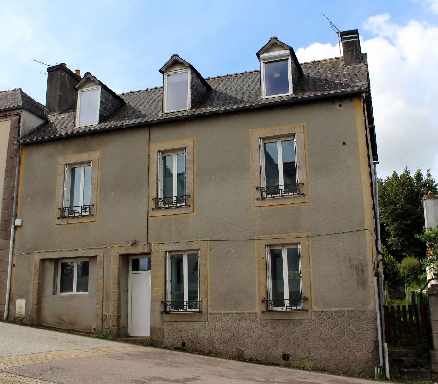 PONT DE BUIS LES QUIMERCH - Maison T4 à 86 000 €