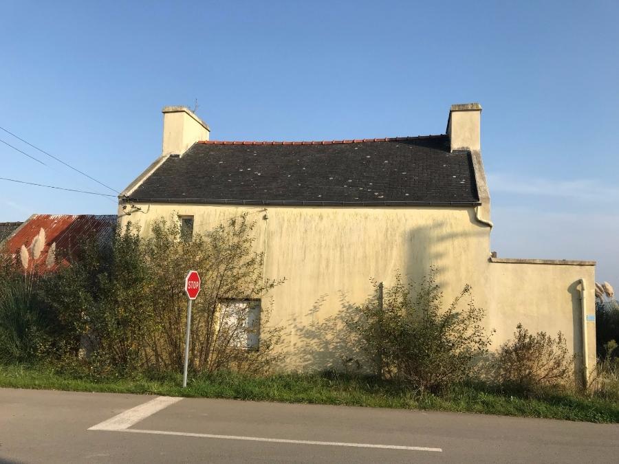 Saint Pabu - Maison 3 Chambres à 77 000 €