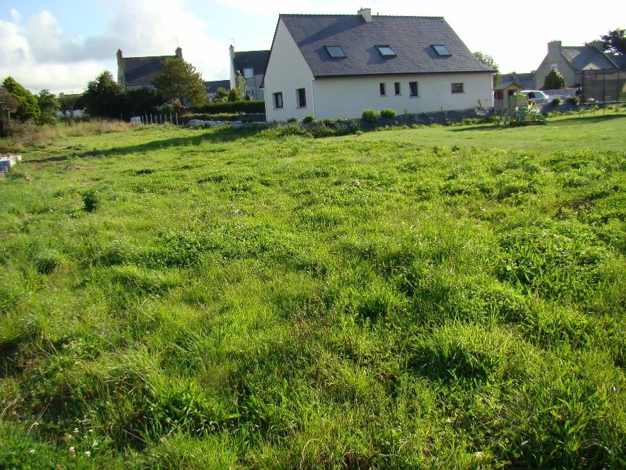 Terrain à Plouguerneau de 750 m² à 37 900 €