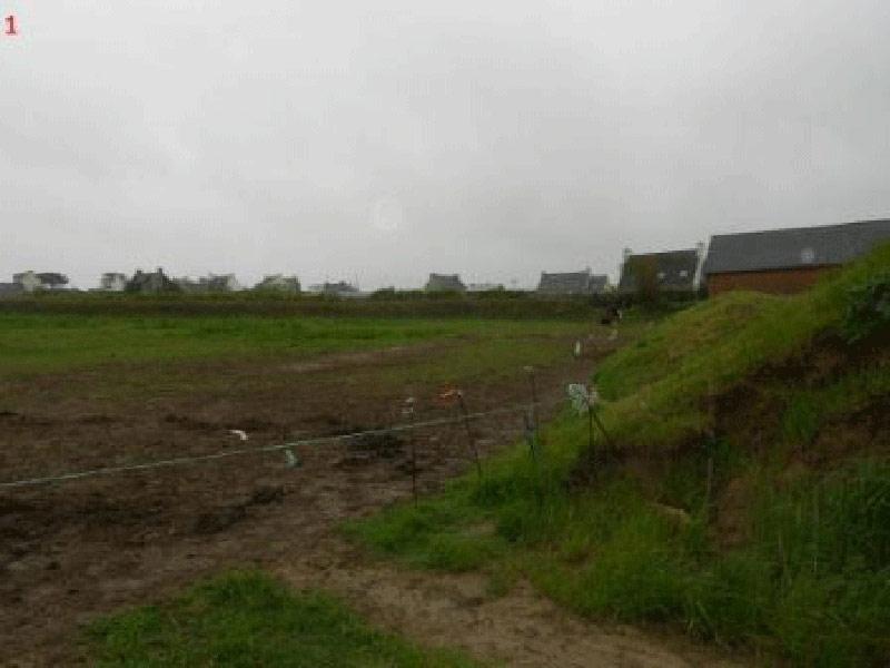 Terrain à Roscoff de 406 m² à 43 600 €