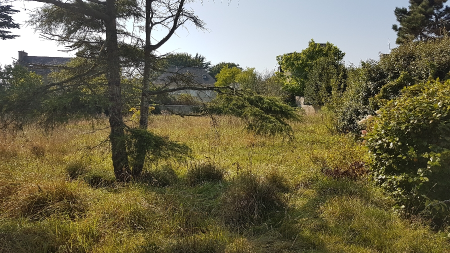 Terrain de 1600 m² à Plounevez Lochrist à 56 000 €