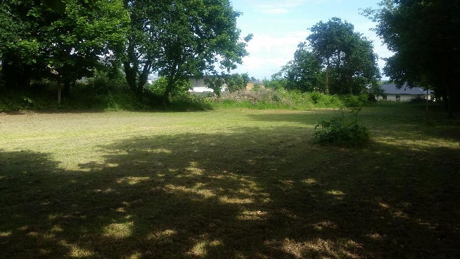 Terrain de 675 m² à Plouzané