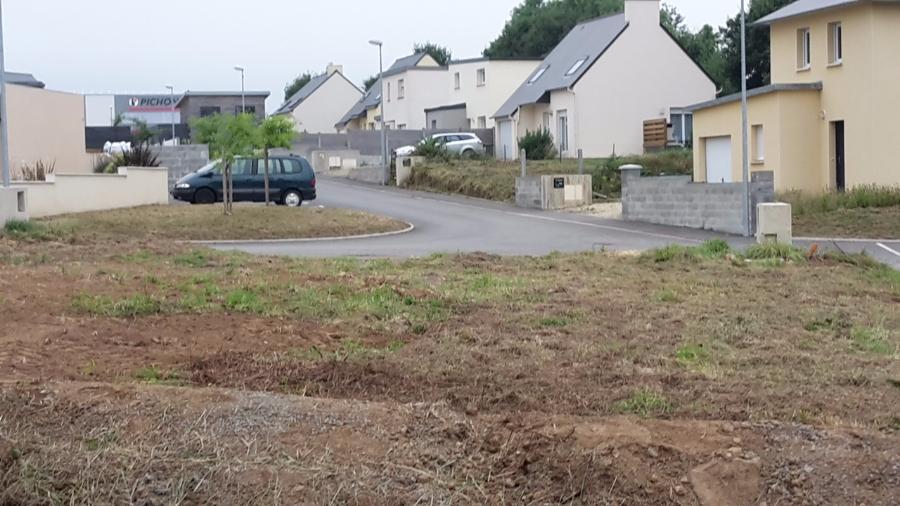 Terrain Landivisiau de 312 m² à 459 m² à partir de 35 722 €