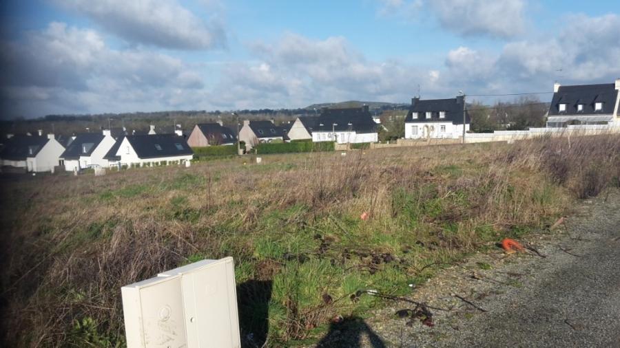 Terrain Briec de 598 m² à 48 000€